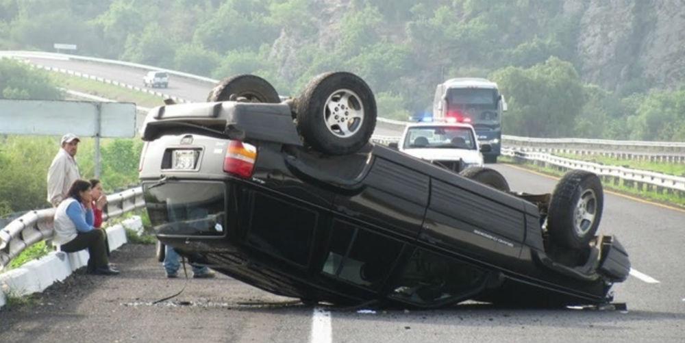 Accidentes carreteros más frecuentes