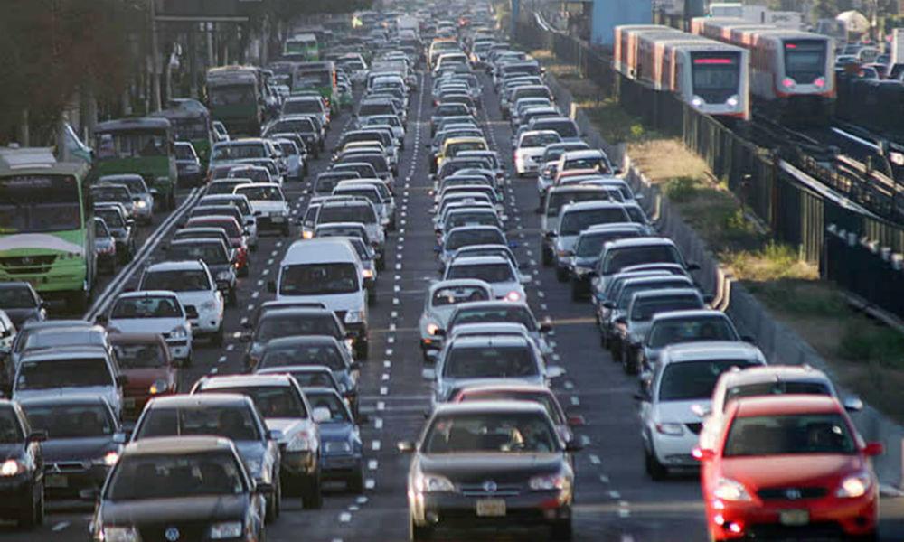 Horario con más accidentes viales