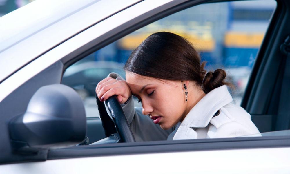 Tips para no dormirse al volante