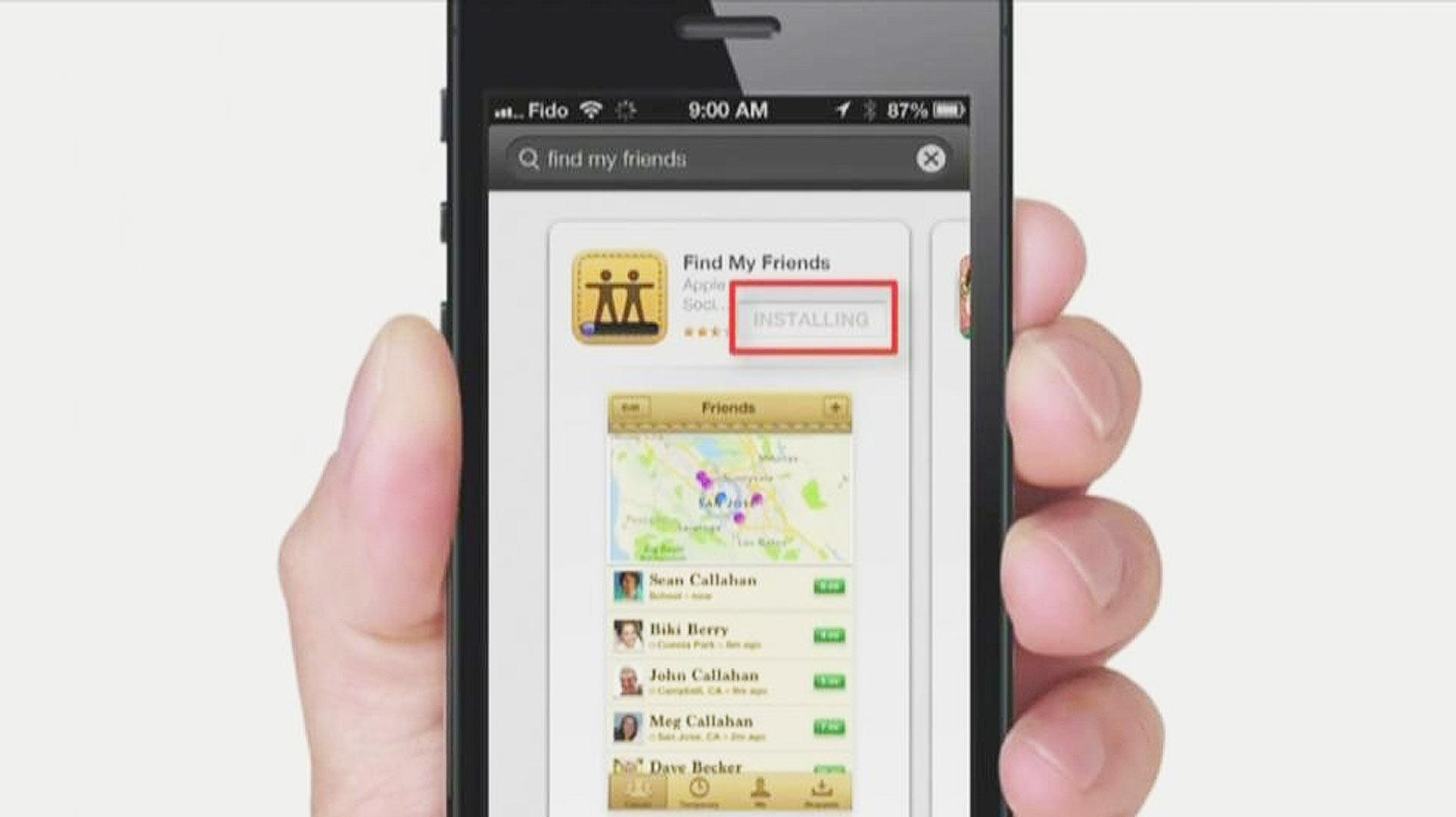 Apps para localizar personas