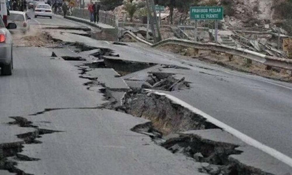 Qué hacer en caso de sismo si estás conduciendo