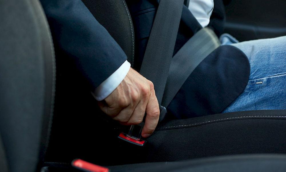 Tres mitos del cinturón de seguridad