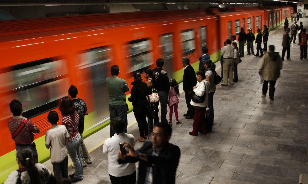 Tips de seguridad para un sismo en el metro