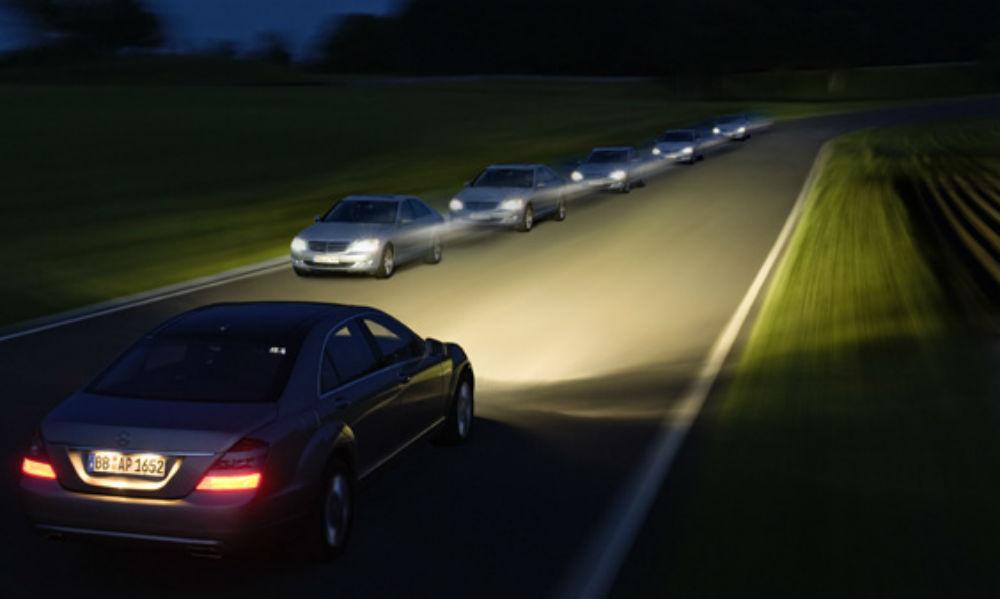 Aprende a utilizar las luces del auto