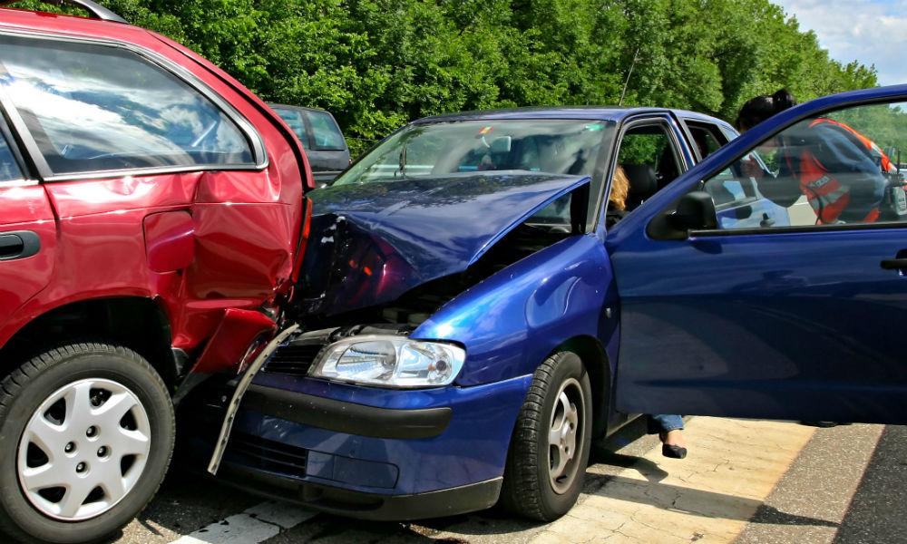 Qué no hacer en un accidente