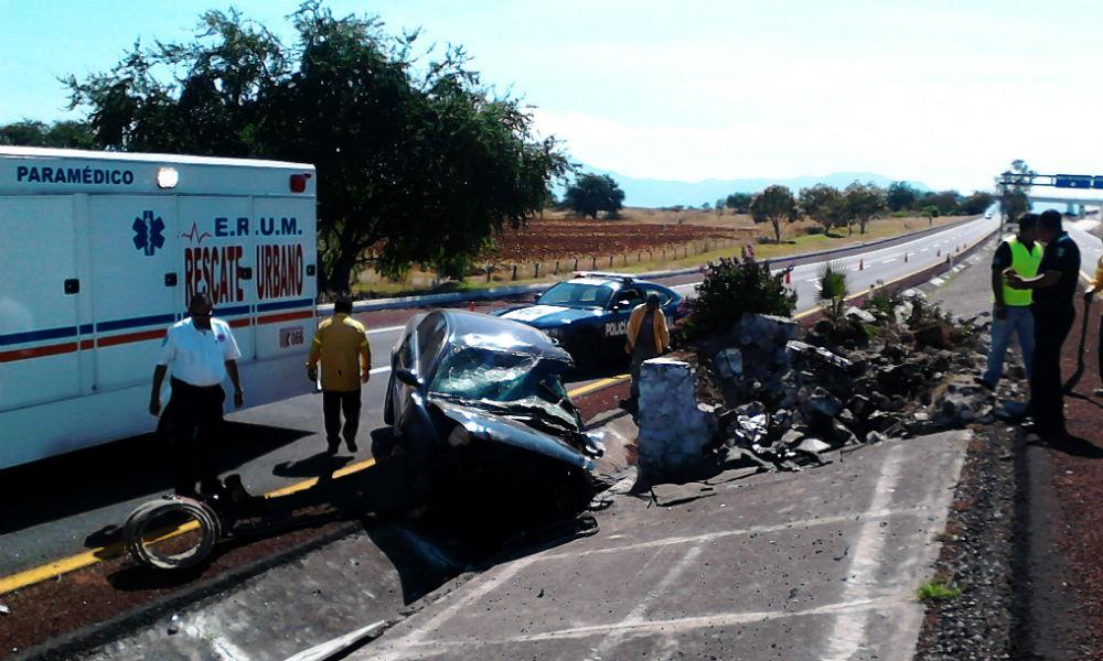 México, séptimo lugar en muertes por accidenta automovilístico