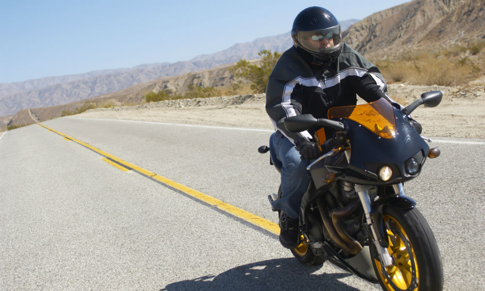 Primer viaje en moto por carretera