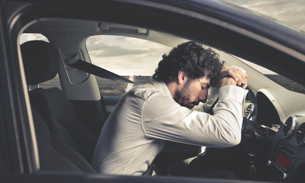 Tips para no quedarse dormido al volante