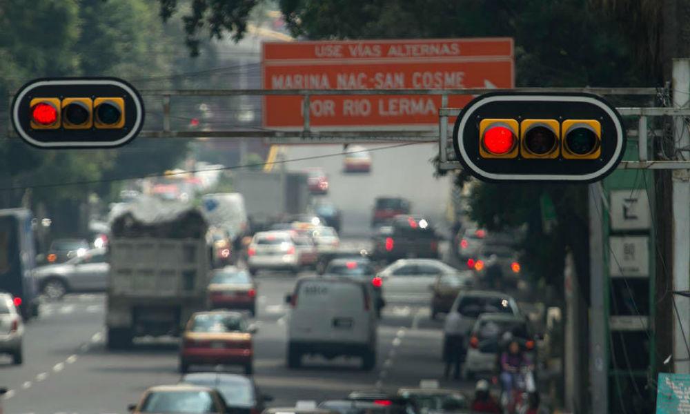 qué hacer cuando está descompuesto un semáforo