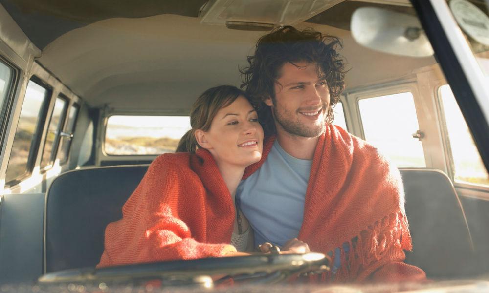 Cinco tips para viajar en pareja