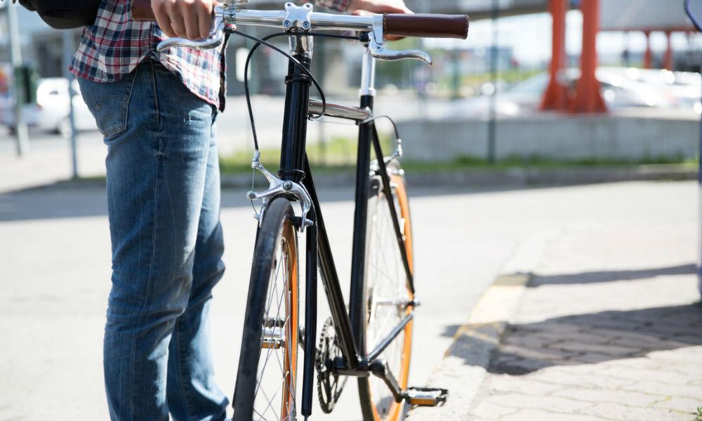 Pasea seguro en bici con QRK