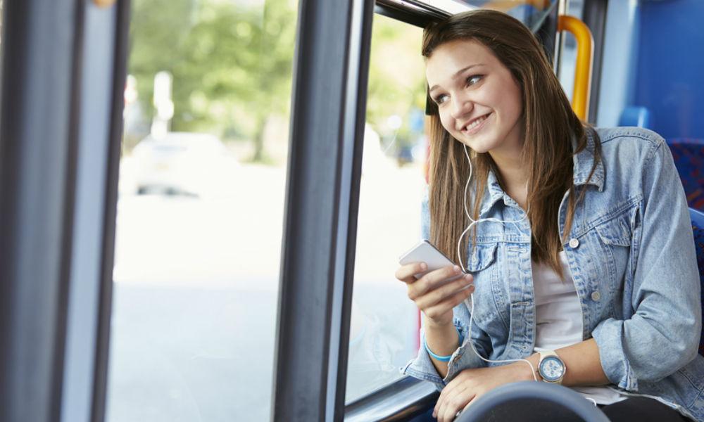 viaja seguro en el transporte público, QRK